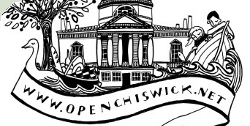 Open Chiswick Logo